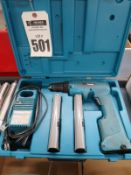 Makita 6011D Electric Drill With Batteries And Charger