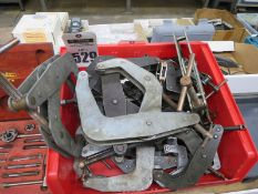 Lot Of Kant Twist Jaw Clamps