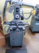 Boyar Schultz 612 Surface Grinder, Sn 14130 With Walker Ceramax Magnetic Chuck And Built In