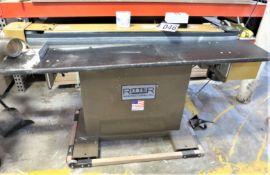 Ritter Manufacturing R-701, 1998, SN 7930