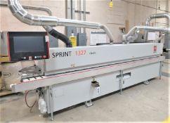 2019 Holzher Sprint 1327 Classic Edge Bander, SN 392/1-901