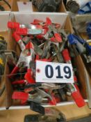 misc. hand clamps