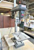 "Jet 15"" Bench Drill Press"