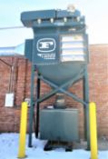 Camfil Farr Dust Collection System, new 2013, Model GS8, 6300cfm