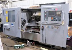 Milltronics SL12/Microcut 92HTL 2-Axis CNC Lathe, S/N 091511108, New 2009