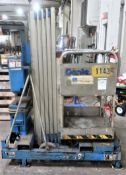 Genie IWP-24 Electric Platform Lift, S/N 4095-2684