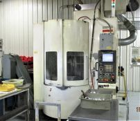 Kitamura My center 2XiF Sparkchanger High Speed Vertical Machining Center, S/N 07679