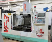 Haas VF-3B 4-Axis CNC Vertical Machining Center, S/N 9067, New 1997