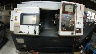 Mazak QTN-250-II CNC Lathe, S/N 199518, New 2007
