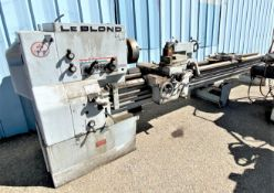 "24"" X 144"" LEBLOND REGAL ENGINE LATHE"
