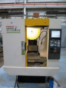 Fanuc Robodrill Alpha T21IDE 3-Axis Vertical High Speed Drill Tap Machining Center, S/N PO 48UR381,