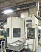 2012 Kitamura My center 3XiF Spark changer CNC Pallet Changer Vert Machining Center, S/N 130238
