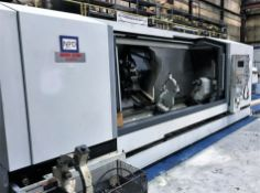 "16.5""x120"" Mori Seiki NL3000Y/3000 CNC Turning Center Lathe w/Milling & Y-Axis, S/N NL301120904, New"