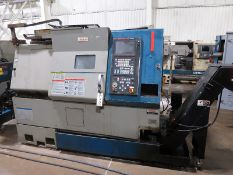 Mazak Quick Turn 200 QTN-200 CNC Lathe, S/N 167162, New 2004