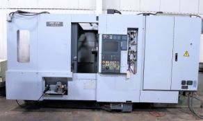 Mori Seiki NH5000 CNC Precision High Speed Horizontal Machine, S/N NH501DE0564