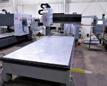 5'x10' Haas Model GR510 3-Axis CNC Router Vertical, S/N 31060, New 2003