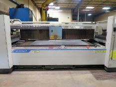 Mitsubishi ML3015 LVP(S) Laser Cutting Machine, S/N 123LVPS066, New 2002
