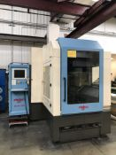 Roders RFM 1000 CNC 3-Axis Vertical Machining Center, New 2004 (see Notes)