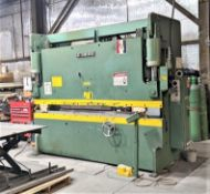 120Ton x 10' BETENBENDER HYDRAULIC PRESS BRAKE