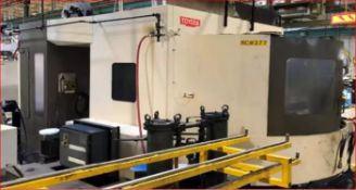 "25""x25"" Toyoda FA630 CNC Horizontal Machining Center, S/N NS0492, New 2004"