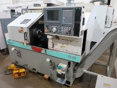 Okuma ES-L10 CNC 2-Axis Turning Center Lathe, S/N PO228, New 2005