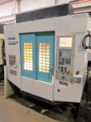 Brother TC-S2B-0 CNC 4-Axis Drill Tap Vertical Machining Center, S/N 111632, New 2004