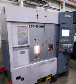 Okuma 2SP-150HM Twin Spindle 3-Axis Turning Center w/Live Milling, S/N 156690, New 2011