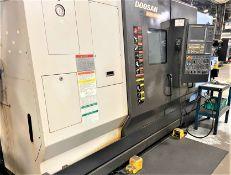 Doosan MX2100ST Multi Axis Mill Turning Center, S/N PX21ST0062, New 2009