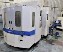 """20""""x20"""" Doosan DHP-5000 CNC 4-Axis Horizontal Machining Center, S/N HP510088, New 2007"""