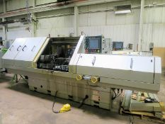 """12""""x39"""" Toyoda Select G100-II CNC Angle head And Straight Cylindrical Grinder, New 2007, SN RF1875"""