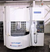 Kitamura Mycenter 3XiF Sparkchanger CNC Pallet Changer Vert Machining Center, S/N 13028,New 2012
