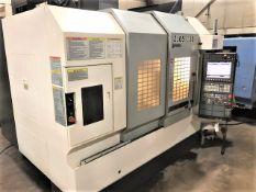 Okuma Genos M560-V 4-Axis CNC Vertical Machining Center, S/N 171528, New 2013