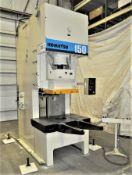 165 Ton Komatsu OBS-150-3, Gap Press, S/N 12018, New 1995