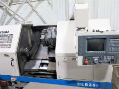 Okuma LB35II CNC 2-Axis Turning Center, S/N 0589, New 2000