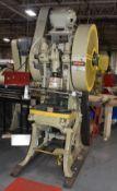 V&O BACK GEARED OBI PRESS, Model #3-1/2 Mechanical