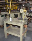 Arbor Press and Hand Shear