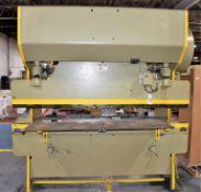 Chicago Dreis & Krump 45 Ton Press Brake