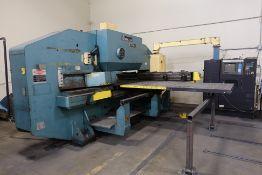 Amada Coma 567 CNC Turret Punch Press