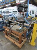 "14"" Dayton Benchtop Drill Press"