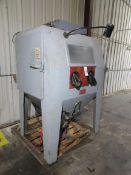 Trinco 48X36/Delux Dry Blast Cabinet