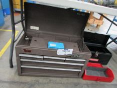 (4) Tool Boxes