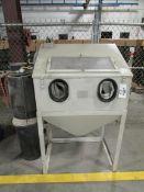 2012 Model 3624 Dry Blast Cabinet