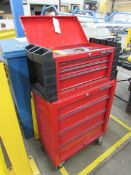 """Task Force 4-Drawer 24"""" Rolling Tool Box"""