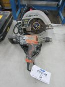 (2) Electric Power Tools
