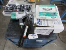 Interchange Brands Model NSR83-21 Pneumatic 21 Degree Round Head Nailer