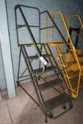 Gillis 5-Step Portable Staircase