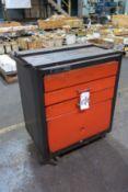 Master Mechanic 4-Drawer Rolling Tool Box