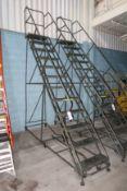 Gillis 12-Step Portable Staircase