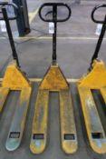 Liftrite Titan Pallet Jack, 5,500 Lb. Capacity