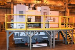Okuma VTM-200YB 5-Axis CNC Vertical Turning Center with Live Milling